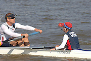 Oklahoma, USA,   Sunday Morning,  Men's Championship Eights, USRA men's crew, , competing in the Head of the Oklahoma The Oklahoma River, Oklahoma City,  Sat. 14/10/2007 [Mandatory Credit. Peter Spurrier/Intersport Images]..... , Rowing Course: Oklahoma River, Oklahoma City, Oklahoma, USA