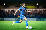 Rekeil Pyke of Rochdale AFC during the EFL Sky Bet League 1 match between Rochdale and Lincoln City at the Crown Oil Arena, Rochdale, England on 17 September 2019.