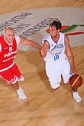 DESCRIZIONE : Bormio Torneo Internazionale Maschile Diego Gianatti Italia Polonia <br /> GIOCATORE : Giuseppe Poeta <br /> SQUADRA : Nazionale Italia Uomini Italy <br /> EVENTO : Raduno Collegiale Nazionale Maschile <br /> GARA : Italia Polonia Italy Poland <br /> DATA : 31/07/2008 <br /> CATEGORIA : Palleggio <br /> SPORT : Pallacanestro <br /> AUTORE : Agenzia Ciamillo-Castoria/S.Silvestri <br /> Galleria : Fip Nazionali 2008 <br /> Fotonotizia : Bormio Torneo Internazionale Maschile Diego Gianatti Italia Polonia <br /> Predefinita :