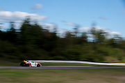Thursday testing at Calabogie for the North American Lamborghini Super Trofeo