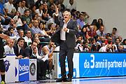 DESCRIZIONE : Campionato 2014/15 Dinamo Banco di Sardegna Sassari - Virtus Granarolo Bologna<br /> GIOCATORE : Romeo Sacchetti<br /> CATEGORIA : Allenatore Coach Mani<br /> SQUADRA : Dinamo Banco di Sardegna Sassari<br /> EVENTO : LegaBasket Serie A Beko 2014/2015<br /> GARA : Dinamo Banco di Sardegna Sassari - Virtus Granarolo Bologna<br /> DATA : 12/10/2014<br /> SPORT : Pallacanestro <br /> AUTORE : Agenzia Ciamillo-Castoria / Luigi Canu<br /> Galleria : LegaBasket Serie A Beko 2014/2015<br /> Fotonotizia : Campionato 2014/15 Dinamo Banco di Sardegna Sassari - Virtus Granarolo Bologna<br /> Predefinita :