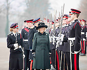 HRH The Duchess of Cornwall Sandhurst