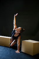 Ariel dance session with Elizabeth Opalenik Rockport, Maine.  ©2015 Karen Bobotas Photographer