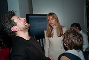 ANDY SERKIS; NATASCHA MCELHONE, English National BalletÕs annual pre-show party at the St. Martin's Lane hotel before a performance of the Nutcracker at the Coliseum. 15 December 2010. <br />  -DO NOT ARCHIVE-© Copyright Photograph by Dafydd Jones. 248 Clapham Rd. London SW9 0PZ. Tel 0207 820 0771. www.dafjones.com.<br /> ANDY SERKIS; NATASCHA MCELHONE, English National Ballet's annual pre-show party at the St. Martin's Lane hotel before a performance of the Nutcracker at the Coliseum. 15 December 2010. <br />  -DO NOT ARCHIVE-© Copyright Photograph by Dafydd Jones. 248 Clapham Rd. London SW9 0PZ. Tel 0207 820 0771. www.dafjones.com.
