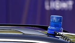 24.04.2010, Ferry Dusika Stadion, Wien, AUT, Judo European Championships, Feature Blaulicht, during Judo European Championships 2010, EXPA Pictures 2010, Photographer EXPA/S. Trimmel / SPORTIDA PHOTO AGENCY