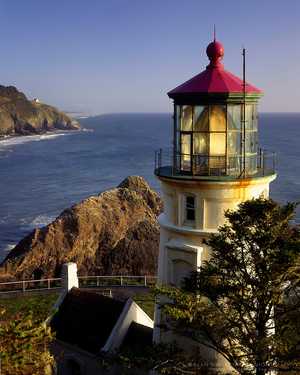 Heceta Head Lighthouse Oregon USA