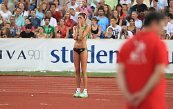 13.09.2011, Sportski Park Mladost, CRO, Athletics Meeting, IAAF World Challenge, Zagreb 2011, im Bild Blanka Vlasic // during Athletics Meeting, IAAF World Challenge, Zagreb 2011 at Sportski Park Mlados in Zagreb Croatia on 13/09/2011. EXPA Pictures © 2011, PhotoCredit: EXPA/ nph/ Pixsell +++++ ATTENTION - OUT OF GERMANY/(GER), CROATIA/(CRO), BELGIAN/(BEL) +++++