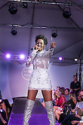 Singer: Dejah Ro @dejahro #dejahro<br /> <br /> #ArtLovesFashion, Art Basel Soiree, an opening night gala Party at @spectrummiami, with #ArtHeartsFashion produced by #ErikRosete and presented by #PlanetFashionTV