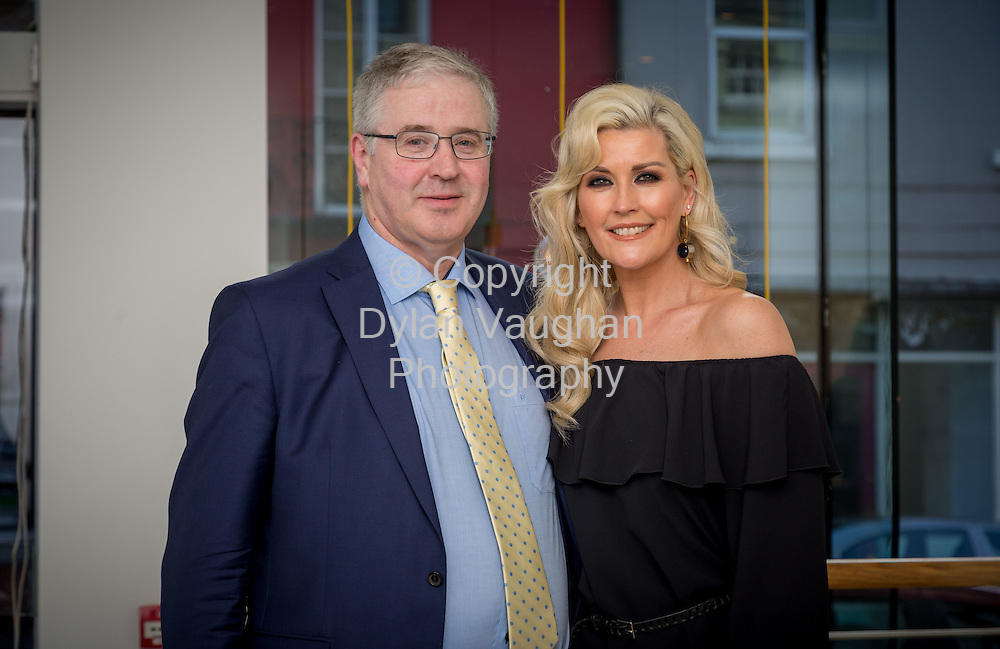 Repro Free no charge for Repro<br /> 19-5-16<br /> <br /> A brand new beauty experience has launched in Kilkenny. The city&rsquo;s four star boutique Pembroke Hotel has opened its new &lsquo;MINT at the Pembroke&rsquo; Beauty, Laser and Shop destination. Pictured at the launch are <br /> John Ryan, Owner of the Pembroke Hotel and MINT at the Pembroke and Stylist, Broadcaster and Author, Lisa Fitzpatrick.<br /> <br /> Picture Dylan Vaughan.