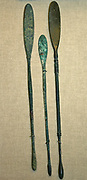 A set of surgical instruments and accessories Roman, 1st century AD Said to have been found together In Italy.