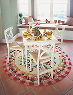 We created this image on location in Miami for Charles Keath's furniture section of the catalog.