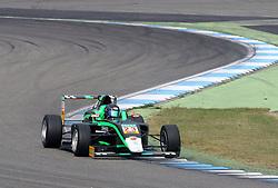 Julian Hanses (GER) (Team Timo Scheider) beim ADAC Formel 4 Rennen am Hockenheimring.  / 300916<br /> <br /> <br /> ***ADAC Formula 4 race on October 1, 2016 in Hockenheim, Germany.***