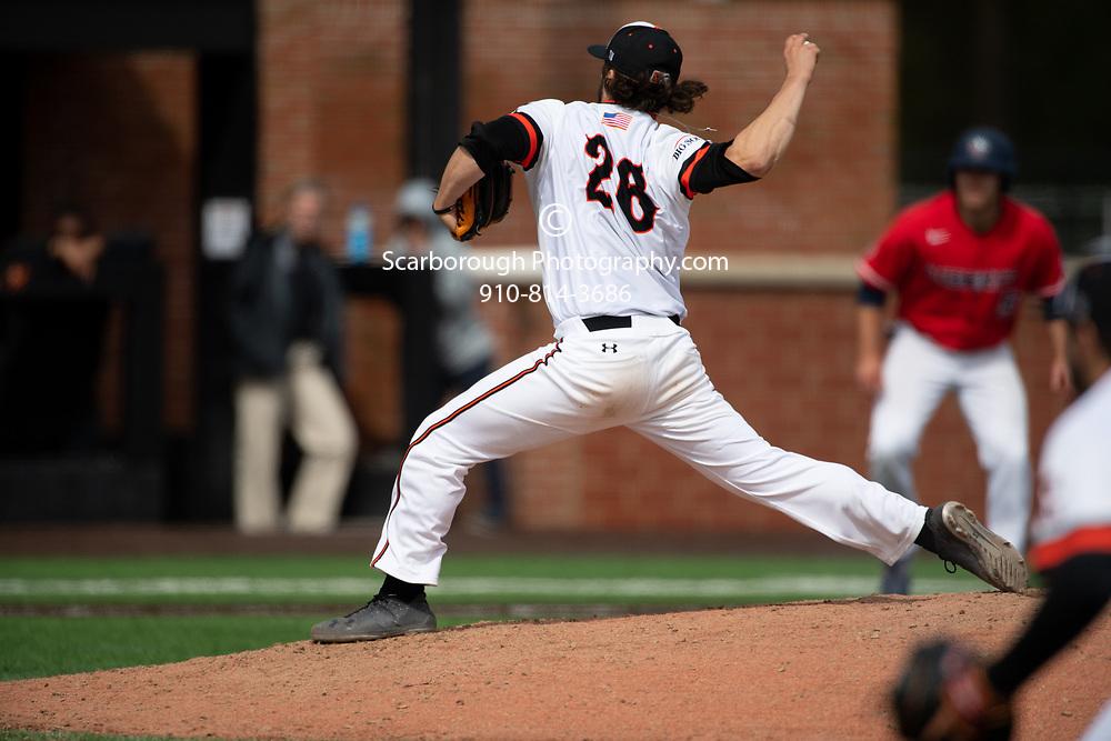 2018 Campbell University Baseball vs Liberty Photo By Bennett Scarborough