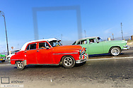Cuba, La Habana Vieja, old town Havana, Malecon, Habana