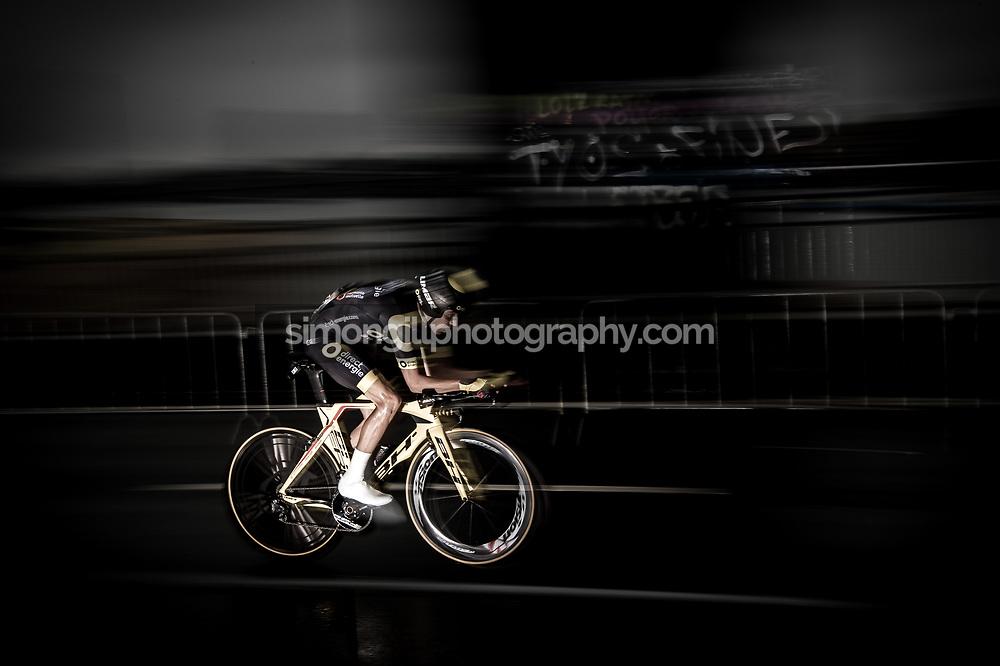 July 1st 2017, Düsseldorf, Germany; Cycling, Tour de France, Stage 1; Romain Sicard