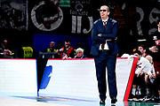 ILCE-9M2 • FE 70-200mm F2.8 GM OSS + 1.4X Teleconverter<br /> f/4 • ISO 3200 • 1/1000<br /> <br /> <br /> Umana Reyer Venezia - Happy Casa Brindisi<br /> LBA Final Eight 2020 Zurich Connect - Finale<br /> Basket Serie A LBA 2019/2020<br /> Pesaro, Italia - 16 February 2020<br /> Foto Mattia Ozbot / CiamilloCastoria
