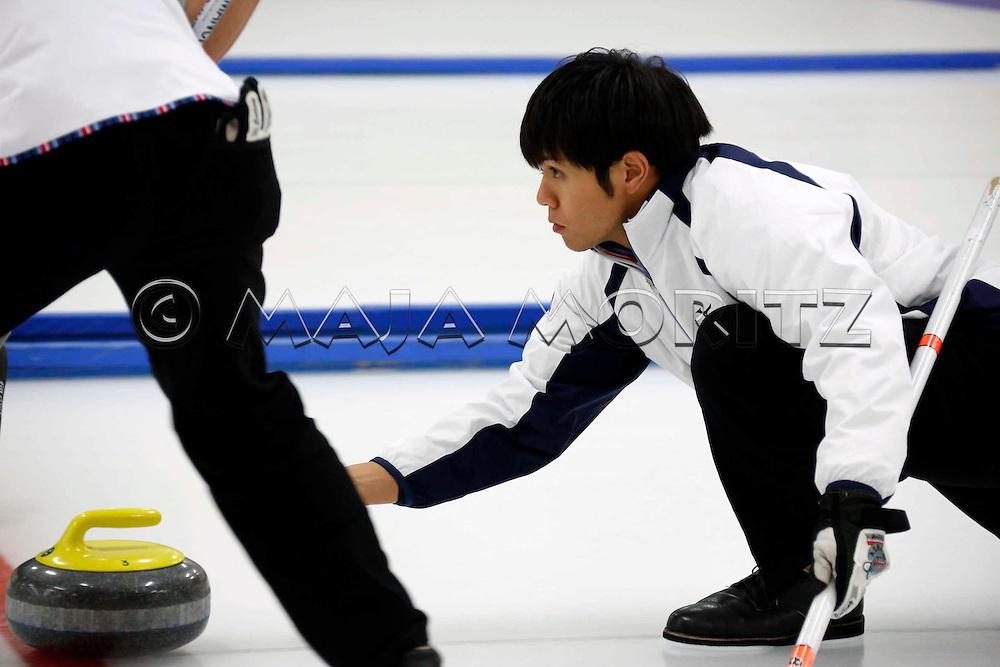 Japan, men's team, Yusuke MOROZUMI
