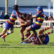 Rugby Union U21 game match played between Tawa v Upper Hutt, at Lyndhurst Park, Tawa, Wellington, New Zealand on 11 June 2016.  Game won 57-15 by Tawa.