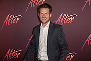 2019, April 15. Pathe ArenA, Amsterdam, the Netherlands. Levi van Kempen at the dutch premiere of After.