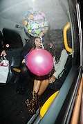28.OCTOBER.2011. LONDON<br /> <br /> GIRL BAND 'THE SATURDAYS' LEAVING THE DRIVER WHERE THEY CLEBRATED BAND MATE VANESSA WHITE'S 22ND BIRTHDAY, IN LONDON.<br /> <br /> BYLINE: EDBIMAGEARCHIVE.COM<br /> <br /> *THIS IMAGE IS STRICTLY FOR UK NEWSPAPERS AND MAGAZINES ONLY*<br /> *FOR WORLD WIDE SALES AND WEB USE PLEASE CONTACT EDBIMAGEARCHIVE - 0208 954 5968*