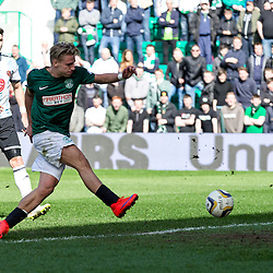 Hibs v Hearts | Scottish Championship | 12 April 2015