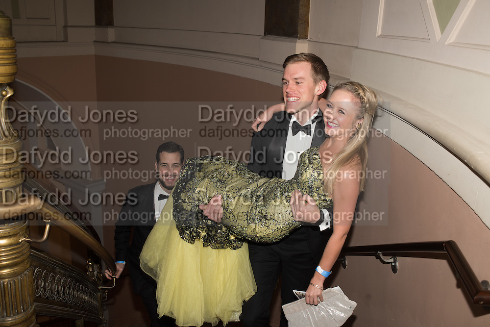 SLOAN DICKEY; ANDREA SCOTT, Great Gatsby(Presidential( Inaugural(Ball, National'Portrait'Gallery'&'Smithsonian'American'Art' Museum,, Inauguration of Donald Trump ,  Washington DC. 20  January 2017