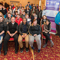 Participants at the 'Moving On' Career information event.<br /> hosted by Clare Youthreach and Clare Youth service in the Old Ground Hotel On Friday