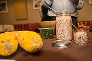 Bill Tracey, UW- Madison, has been working on a non-sweet vegetable corns for chefs to use in savory cooking.
