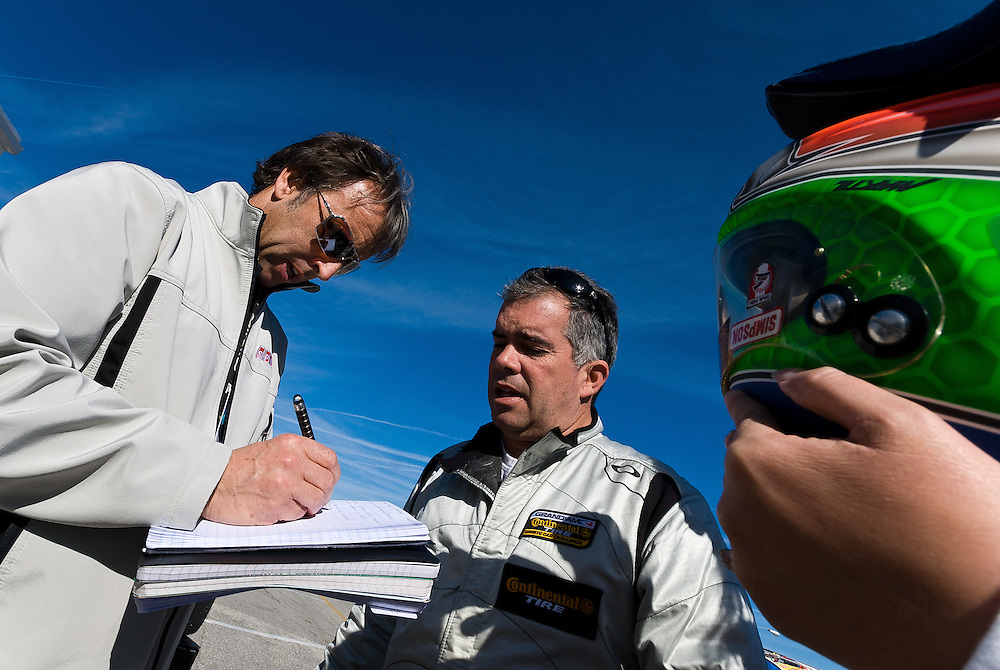 2011 GrandAm,  Rolex 24,  Daytona International Speedway. Daytona Beach, FL USA 2011/27/01 Scott LePage / MotorRacingPhoto