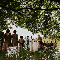 There is a Tree ~ Kez & Roxy's Cotterdale, Yorkshire Dales Wedding