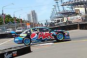 Mark Winterbottom (Pepsi Max Ford). Coates Hire Sydney 500. V8 Supercars Championship. Homebush Street Circuit, NSW. 5-6 Devember 2015. Photo: Clay Cross / photosport.nz