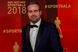 19-12-2018 NED: Sportgala NOC * NSF 2018, Amsterdam<br /> In de Amsterdamse AFAS vindt het traditionele NOC NSF Sportgala plaats / Raemon Sluiter, Coach van het Jaar 2018