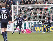 Scott Bain saves - Dundee v Celtic, William Hill Scottish Cup fifth round at Dens Park <br /> <br /> <br />  - &copy; David Young - www.davidyoungphoto.co.uk - email: davidyoungphoto@gmail.com
