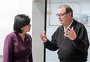 Rep. Judy Chu, visits Pasadena Bio Collaborative Incubator.