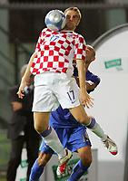 Livorno 16/08/06<br /> Amichevole Italia-Croazia 0-2<br /> Ivan Klasnic Croazia<br /> Foto Luca Pagliaricci Inside<br /> <br /> Photo Luca Pagliaricci Inside