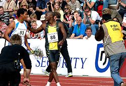 26-05-2007 ATLETIEK: THALES FBK GAMES: HENGELO<br /> Gregory Sedoc op 110 meter horden. Sedoc loopt hier een PR van 13.37 - AA Drink<br /> ©2007-WWW.FOTOHOOGENDOORN.NL *** Local Caption *** CHAATSEN:WORLDCUP:HEERENVEEN:12JANUARI2002