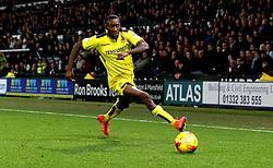 Lloyd Dyer of Burton Albion - Mandatory by-line: Robbie Stephenson/JMP - 21/02/2017 - FOOTBALL - iPro Stadium - Derby, England - Derby County v Burton Albion - Sky Bet Championship