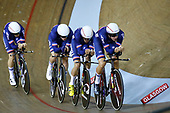 TRACK CYCLING - EUROPEAN CHAMPIONSHIPS GLASGOW 2018 - DAY 1 020818