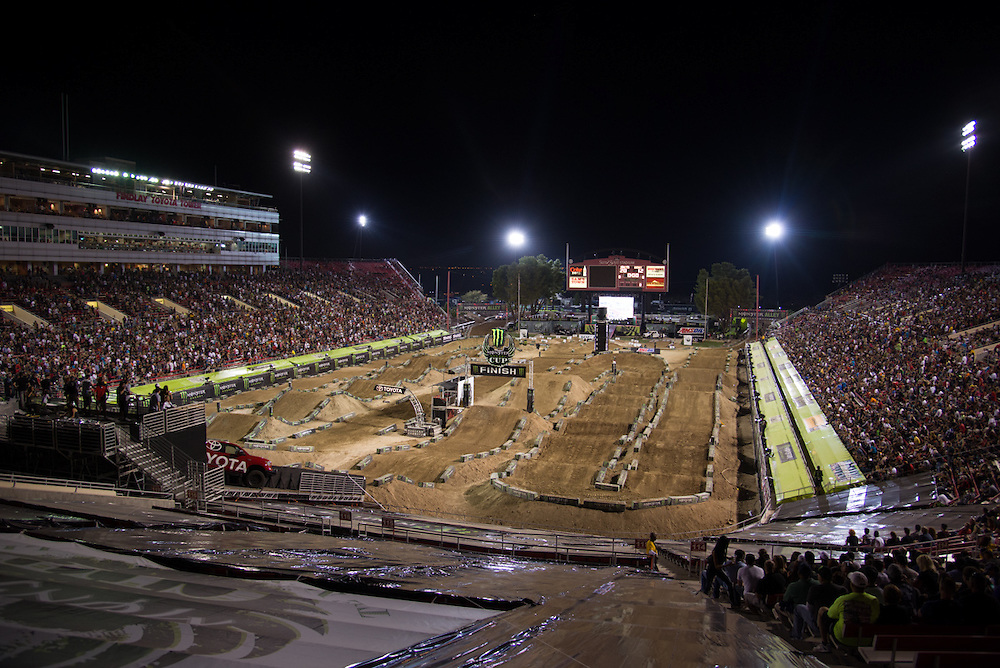 2012 Monster Energy Cup.Sam Boyd Stadium.Las Vegas, Nevada..October 20, 2012