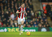 Sheffield United's Chris Basham during the EFL Sky Bet Championship match between Norwich City and Sheffield Utd at Carrow Road, Norwich, England on 20 January 2018. Photo by John Marsh.
