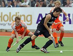 Auckland-Hockey, Champions Trophy, New Zealand v Netherlands Bronze Final