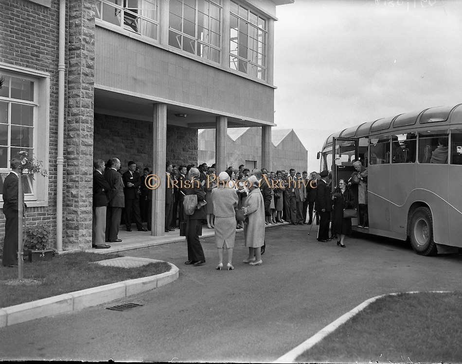 Official Opening of Whitegate Crude Oil Refinery, Cork..22/09/1959