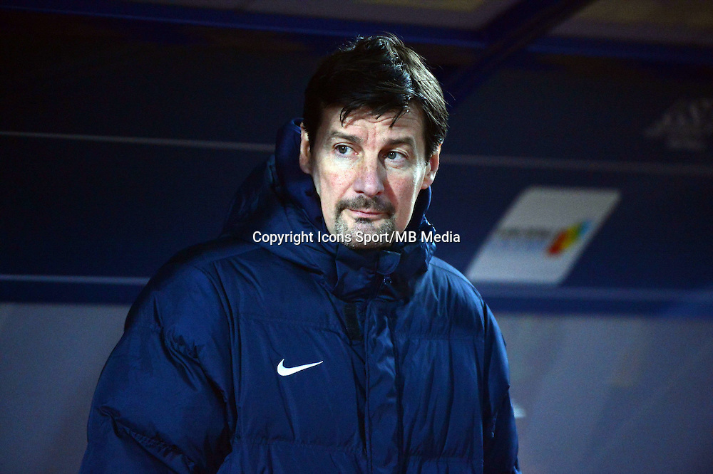 Thierry FROGER - 23.01.2015 - Creteil / Laval - 21eme journee de Ligue 2<br /> Photo : Dave Winter / Icon Sport