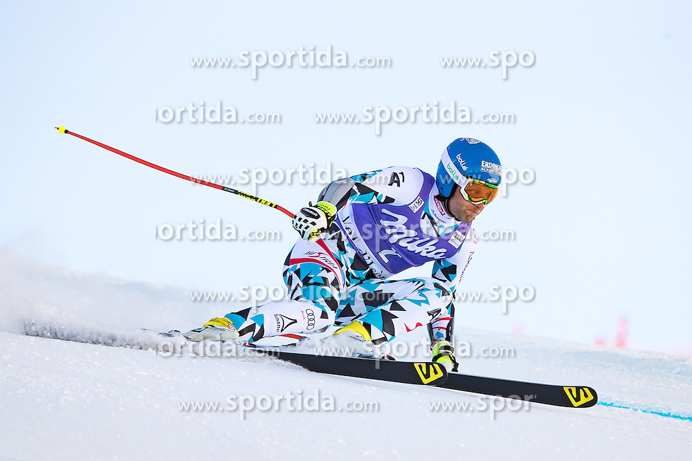 02.12.2016, Val d Isere, FRA, FIS Weltcup Ski Alpin, Val d Isere, Super G, Herren, im Bild Romed Baumann (AUT) // Romed Baumann of Austria in action during the race of men's SuperG of the Val d'Isere FIS Ski Alpine World Cup. Val d'Isere, France on 2016/02/12. EXPA Pictures © 2016, PhotoCredit: EXPA/ Johann Groder