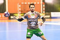 Paul Mourioux - 01.04.2015 - Nimes / Saint Raphael - 19eme journee de Division 1<br />Photo : Andre Delon / Icon Sport
