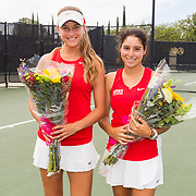 04/21/2018 - Women's Tennis v San Jose State