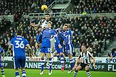 Newcastle United v Sheffield Wednesday 261216
