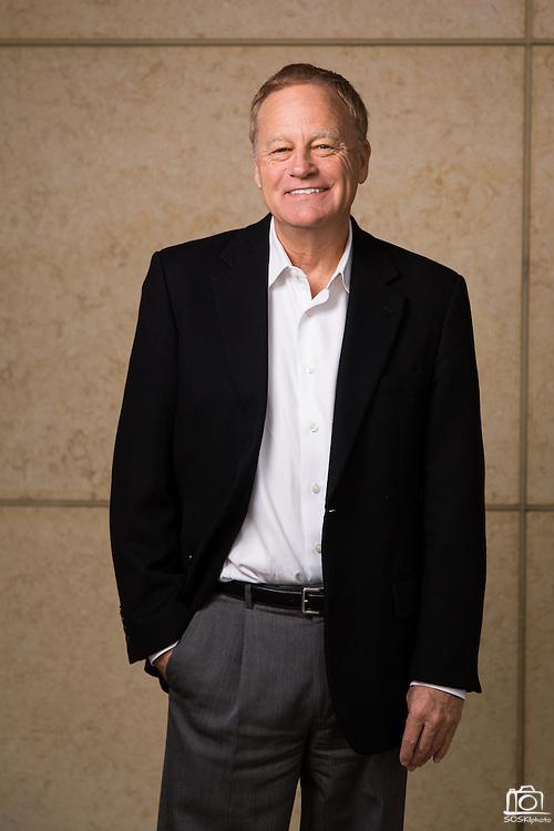 Bob Livengood poses for a portrait near Milpitas City Hall in Milpitas, California, on January 26, 2015. (Stan Olszewski/SOSKIphoto)