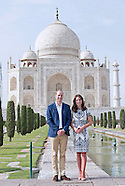 Kate Middleton & Prince William Visit The Taj Mahal 3