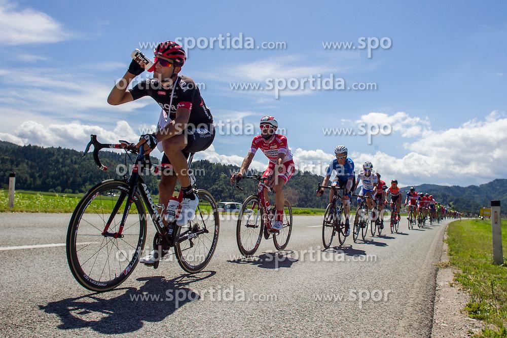 Barta Jan (Czech Republic) of Bora-Argon 18 during Stage 2 of 23rd Tour of Slovenia 2016 / Tour de Slovenie from Nova Gorica to Golte  (217,2 km) cycling race on June 17, 2016 in Slovenia. Photo by Urban Urbanc / Sportida